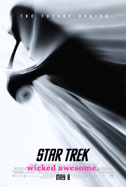 star trek wicked awesome