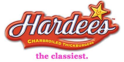 hardees classiest