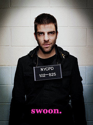 zachary quinto swoon