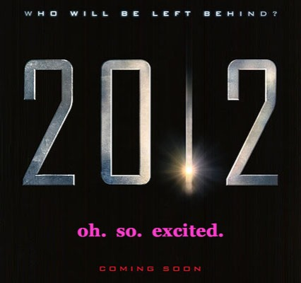 2012 so excited