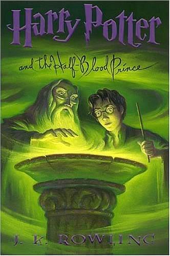 HarryPotterHalfBloodPrinceBook