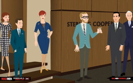 madmen yourself sterling cooper
