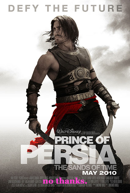 prince of persia no thanks