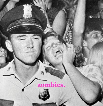 zombies fan