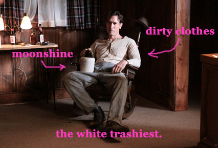 archie whitman awesomely white trash