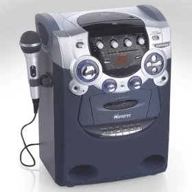 memorex karaoke machine