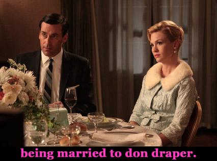 divorce draper style