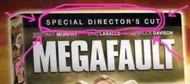 megafault special directors cut dvd