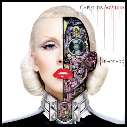 christina aguilera bionic album cover high resolution