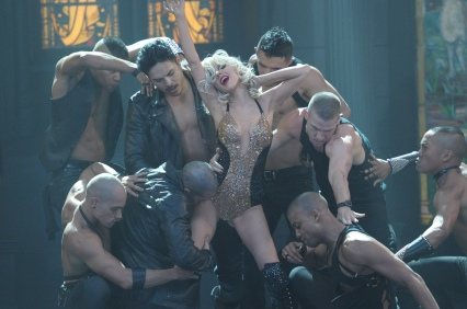christina aguilera not myself tonight official video promo pic 2