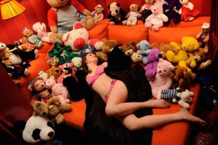 twelve emily meade teddy bears