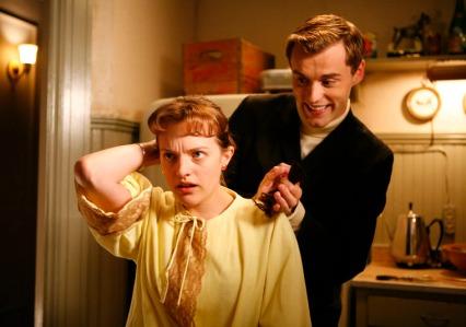 mad men peggy olsen kurt haircut season 2