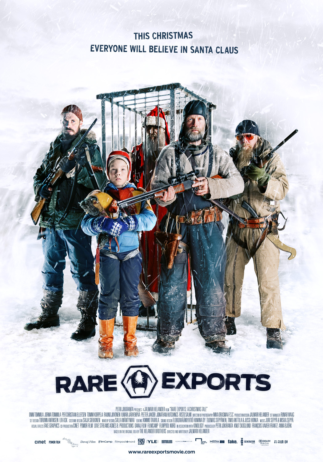 Rare Exports: A Christmas Tale [VOSTFR] [DVDRIP] [FS]