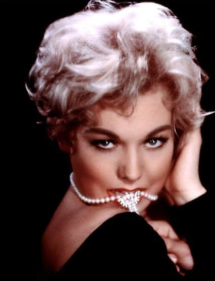 kim novak pearls