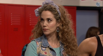 elizabeth berkley saved by the bell reunion