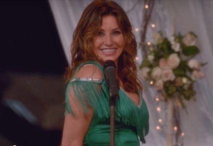 gina gershon glee i'm so excited
