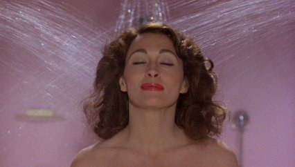 faye dunaway mommie dearest joan crawford shower