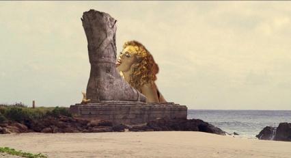 nomi malone lost statue