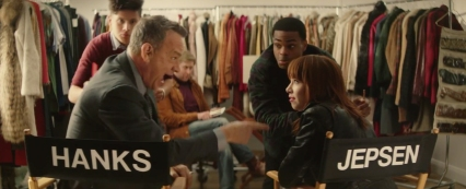tom hanks carly rae jepsen i really like you