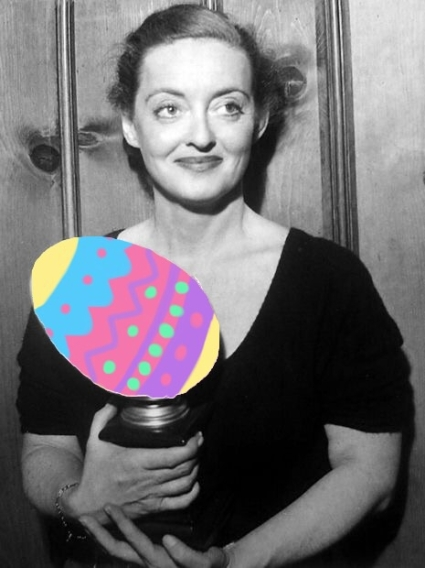 bette davis easter egg