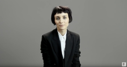 rooney mara gone with the wind w magazine