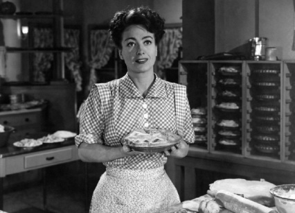 Mildred Pierce pie